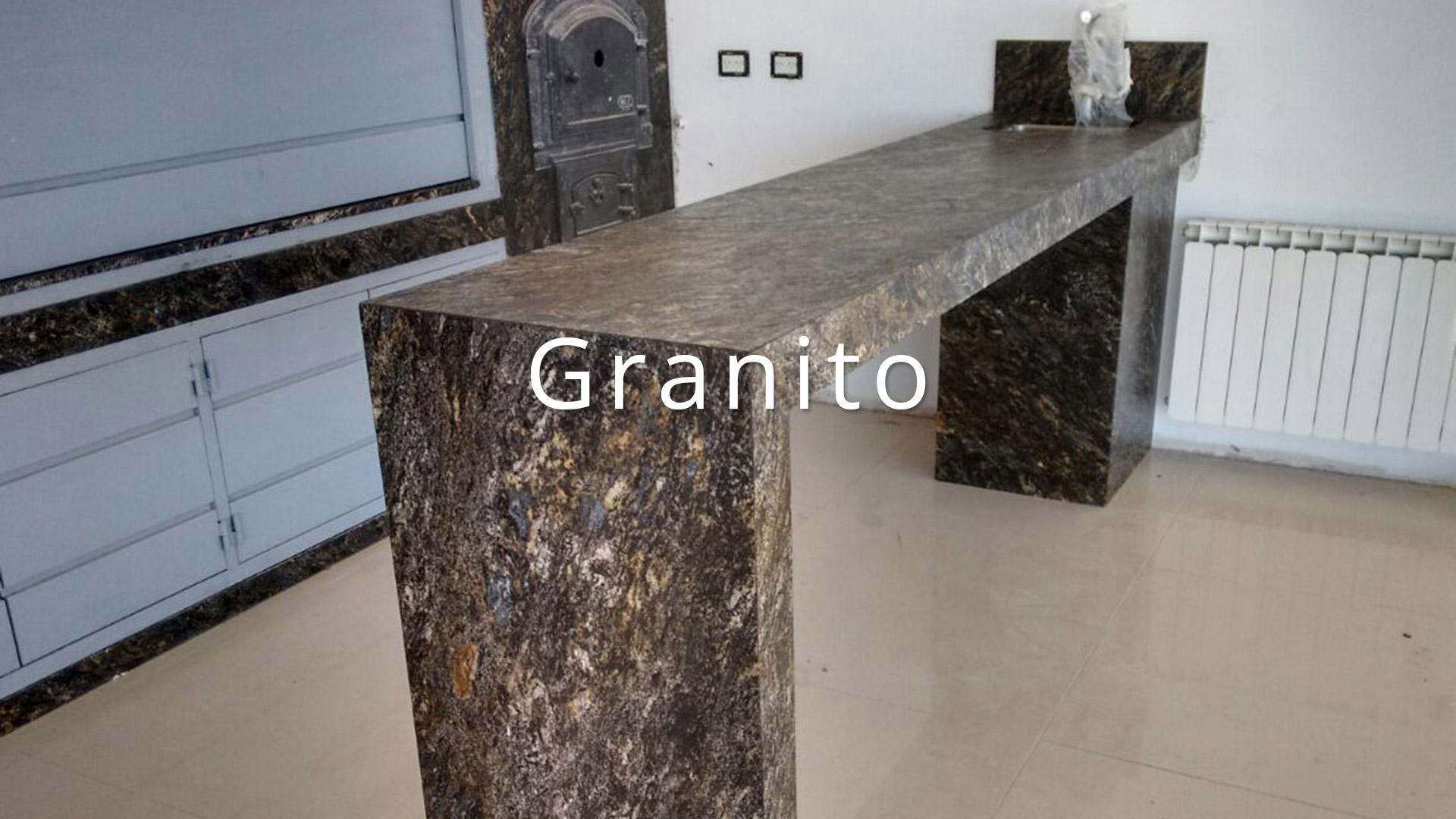 Colores del granito granito de color blanquecino con un - Precio de granito ...